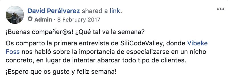 Gorgeous Geek - Entrevista con David Peralvarez - Silicodevalley